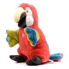 Trudi plüss báb - Papagáj