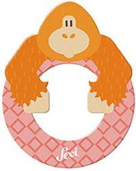 Sevi fa betűk - O - Orángután pink