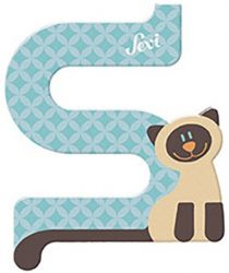 Sevi fa betűk - S - Sziámi macska