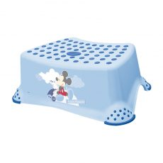 Lorelli Disney mintás fellépő - Mickey egér / kék