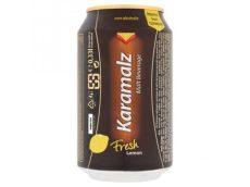 Karamalz dobozos kismamasör citromos 0,33
