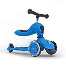 Scoot and Ride Highwaykick 2in1 kismotor/roller Blue
