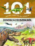 Napraforgó 101 dolog amit jó ha tudsz a dinoszauruszokról