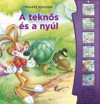 Napraforgó Mesélő könyvek - A teknős és a nyúl