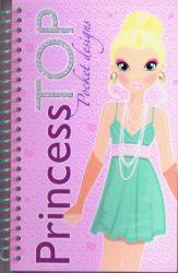 Napraforgó Princess TOP - Pocker design (pink)