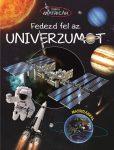 Napraforgó Űrbéli matricák - Fedezd fel az univerzumot