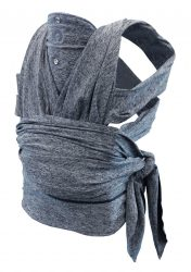 Chicco Boppy ComfyFit csatos hordozókendő Grey