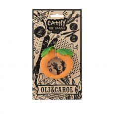 Oli Carol Cathy a sárgarépa rágóka