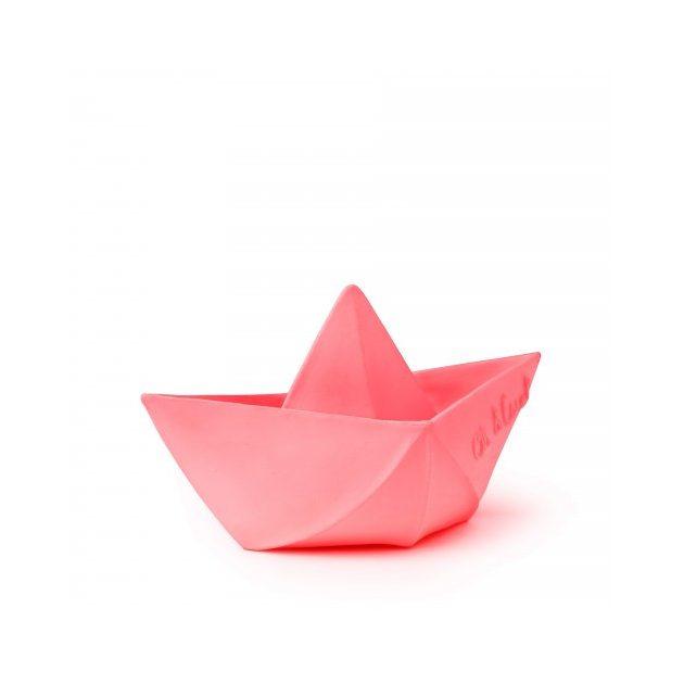 Oli Carol Origami hajó rózsaszín rágóka
