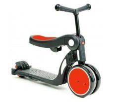 Chipolino Kid's toy 4 az 1-ben roller - Red 2020