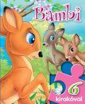 Napraforgó Mesés kirakók - Bambi