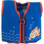 Konfidence Jacket úszómellény Scoot The Clowfish 8-36hó