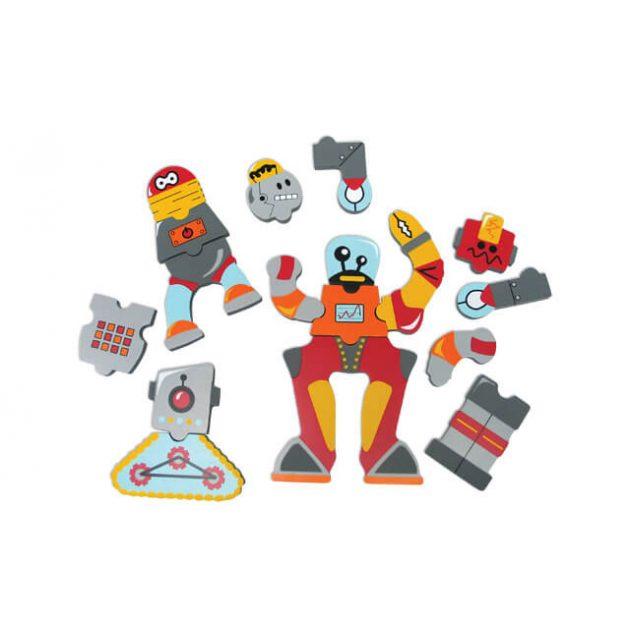 Edushape Szivacsos robot