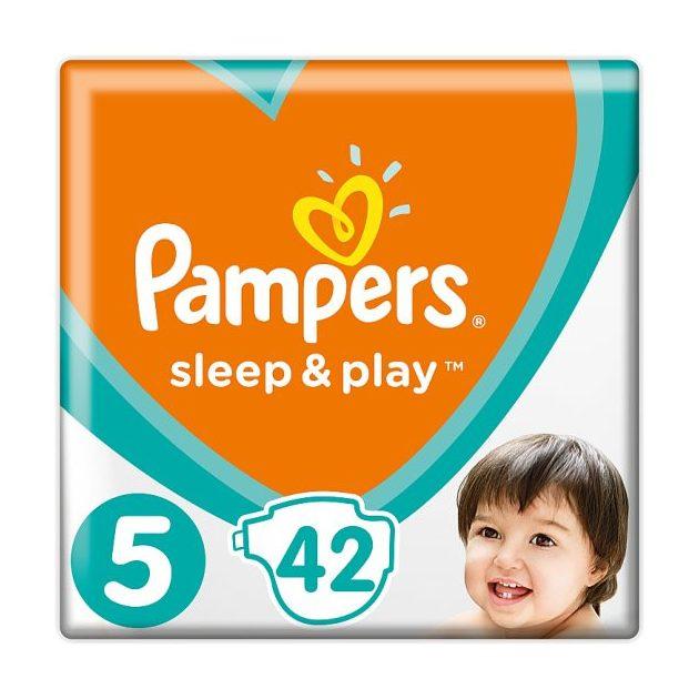 Pampers pelenka Sleep&Play VP  S5 42