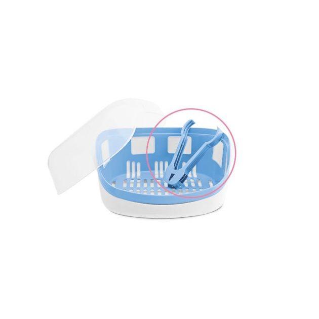 Chicco mikrohullámú gőzsterilizáló