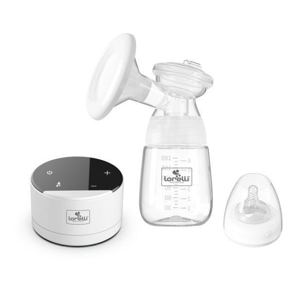 Lorelli Daily comfort elektromos mellszívó - white