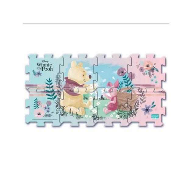 Trefl Szőnyeg puzzle - Micimackó