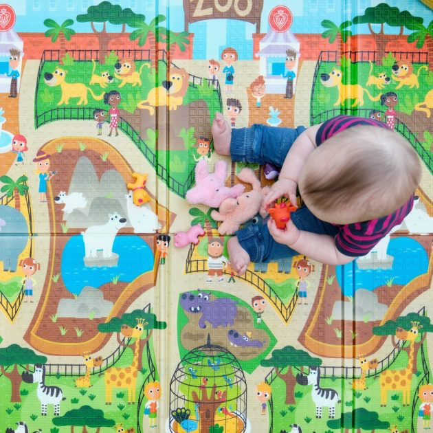 Prince Lionheart Everywhere playMAT összehajtható játszószőnyeg