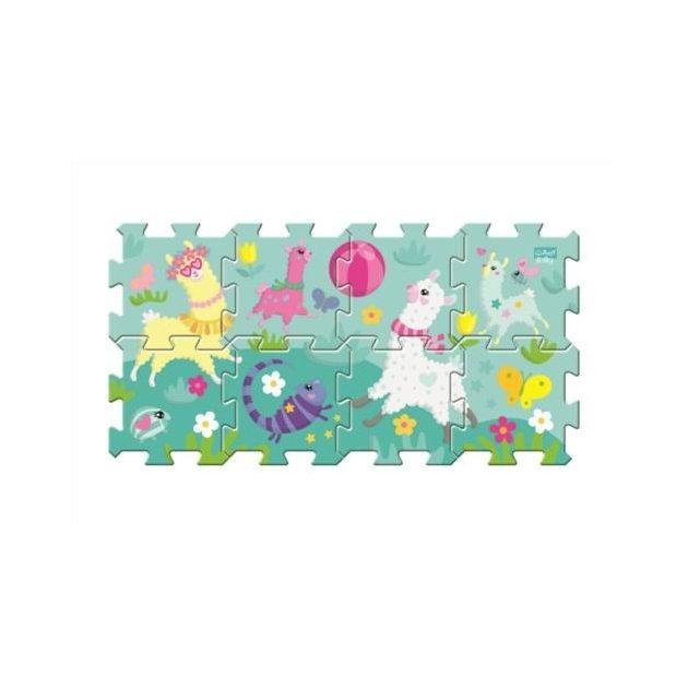 Trefl Szőnyeg puzzle - Láma