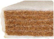 Kókuszmatrac 60x120 cm
