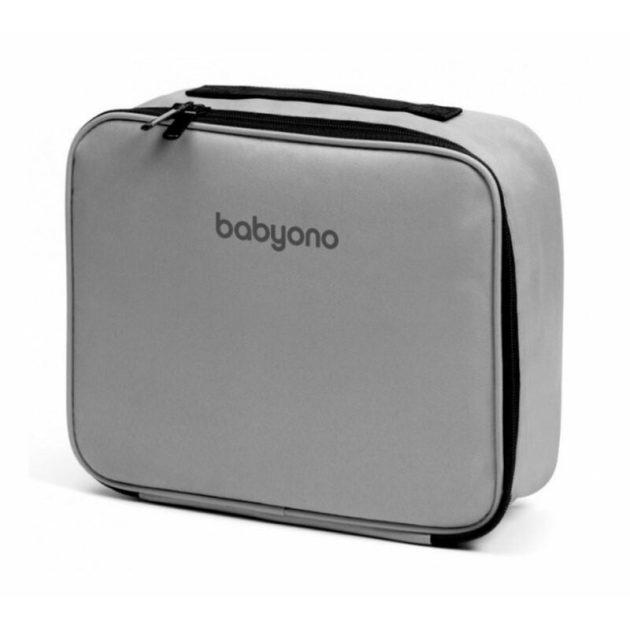 BabyOno elektromos mellszívó Compact Plus táskával és orrszívóval