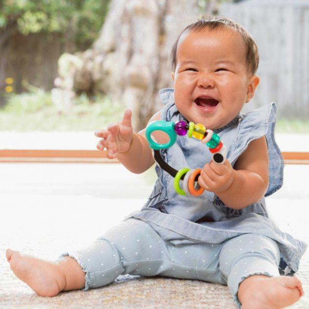 Infantino csörgőkarika
