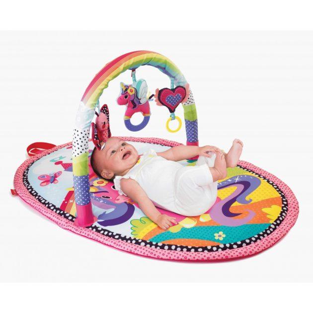 Infantino Explore & Store játszószőnyeg - unikornis