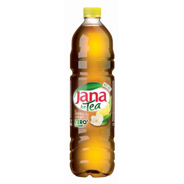 Jana jeges tea citromízű zero cukor 0,5L