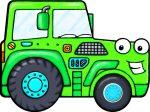 Berregő járművek - Traktor