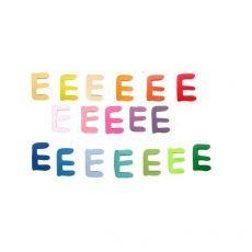 Gabeliz színes betűk