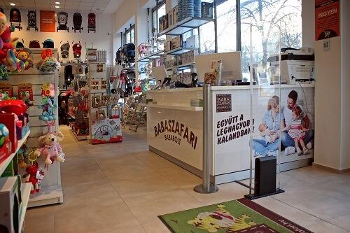 Debreceni üzlet