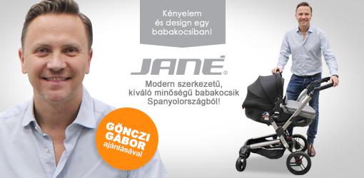 Gönczi Gábor a Janét választotta!