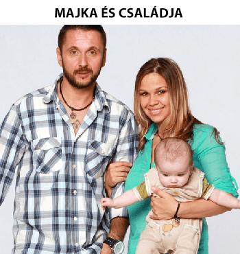 Majka és családja