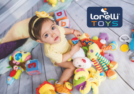 Lorelli Toys katalógus