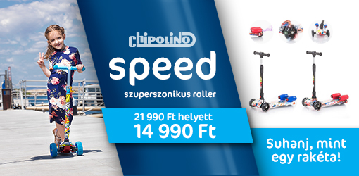 Chipolino Speed roller